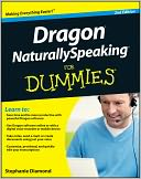Dragon NaturallySpeaking For Dummies by Stephanie Diamond: Book Cover