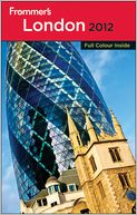 Frommer's London 2012 by Donald Strachan: NOOK Book Cover