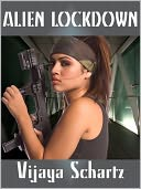Alien Lockdown by Vijaya Schartz: NOOK Book Cover
