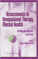 download Assessments in Occupational Therapy Mental Health : An Integrative Approach book