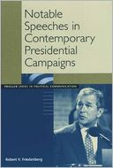 download Notable Speeches In Contemporary Presidential Campaigns book