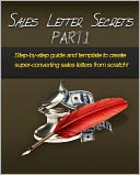 download sales letter secrets - part 1 book