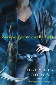 Second Grave on the Left by Darynda Jones: Book Cover