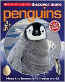download Penguins (Scholastic Discover More Series) book