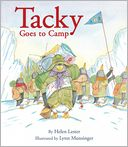 Tacky Goes to Camp by Helen Lester: Book Cover