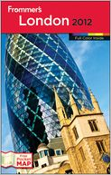 Frommer's London 2012 by Donald Strachan: Book Cover