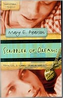 Scribbler of Dreams by Mary E. Pearson: Book Cover