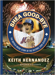 Shea Good-Bye by Keith Hernandez: Book Cover