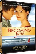 Becoming Jane with Anne Hathaway