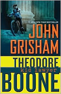 Theodore Boone by John Grisham: Book Cover