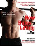 The New Rules of Lifting for Abs by Lou Schuler: Book Cover
