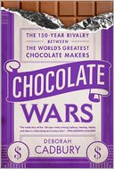 Chocolate Wars by Deborah Cadbury: Book Cover