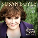 Someone To Watch Over Me by Susan Boyle: CD Cover