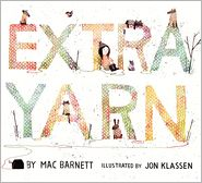 Extra Yarn by Mac Barnett: Book Cover