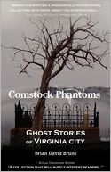 Comstock Phantoms by Brian David Bruns: Book Cover