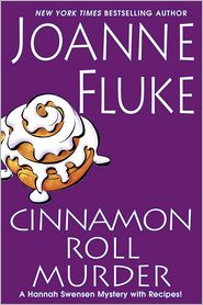 Cinnamon Roll Murder by Joanne Fluke: Book Cover