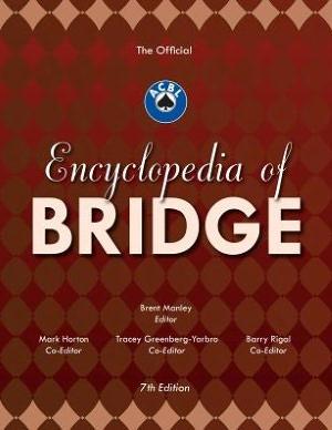 The Official ACBL Encyclopedia of Bridge