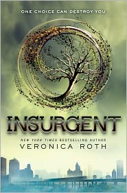 Insurgent by Veronica Roth: Book Cover