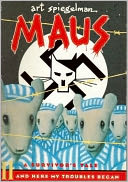 Maus II by Art Spiegelman: Book Cover