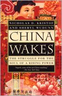 China Wakes by Nicholas D. Kristof: NOOK Book Cover