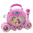 Disney Princess Enchanting MP3 Boombox, Sing-Along by KIDdesigns, Inc: Product Image