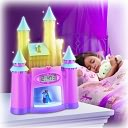 Disney Princess Magical Light-Up Storyteller Alarm Clock by KIDdesigns, Inc: Product Image