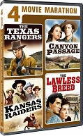 4 Movie Marathon: Classic Western Collection