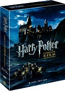 Harry Potter - Complete 8-Film Collection with Daniel Radcliffe