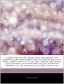 Articles On Songs Written By Carole King, including by Hephaestus Books: Book Cover