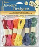 Color Cord Pack 6.4 Meters 6/Pkg-Assorted Colors by Darice: Product Image