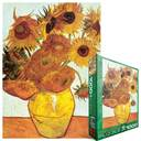 Van Gogh Sunflowers 1000 Piece Puzzle by Eurographics, Inc.: Product Image