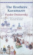 The Brothers Karamazov by Fyodor Dostoevsky: NOOK Book Cover