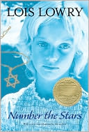 Number the Stars by Lois Lowry: Book Cover