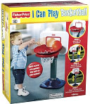 Fisher Price I Can Play Sports Junior Basketball by Fisher Price: Product Image