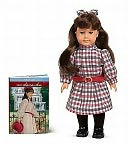 Samantha Mini Doll - 2011 Update by American Girl Editors: Doll Cover