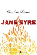 Jane Eyre by Charlotte Bronte: NOOK Book Cover