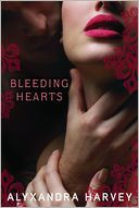 Bleeding Hearts by Alyxandra Harvey: NOOK Book Cover