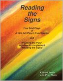 Reading the Signs by Peter Moore: NOOK Book Cover