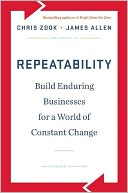 Repeatability by Chris Zook: Book Cover