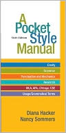 A Pocket Style Manual by Diana Hacker: Book Cover