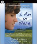 I Am in Here by Elizabeth M. Bonker: CD Audiobook Cover