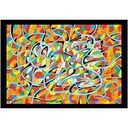 Alex Beard Abstract Puzzle by Fundex: Product Image