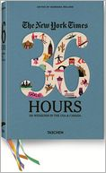 The New York Times 36 Hours by Barbara Ireland: Book Cover