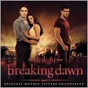 The Twilight Saga: Breaking Dawn, Pt. 1: CD Cover