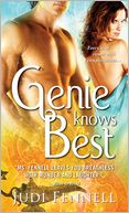 Genie Knows Best by Judi Fennell: NOOK Book Cover
