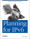 Planning for IPv6 by Silvia Hagen: NOOK Book Cover