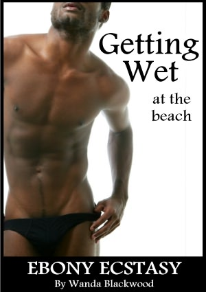 Getting Wet at the Beach (Ebony Ecstasy). Getting Wet at the Beach.