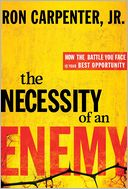The Necessity of an Enemy by Ron Carpenter Jr.: Book Cover