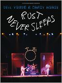 Neil Young - Rust Never Sleeps by Neil Young: Book Cover