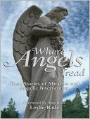 Where Angels Tread by Leslie Rule: NOOK Book Cover